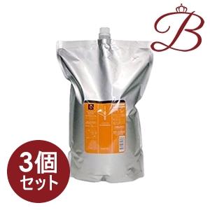 【×3個】ルベル イオ クレンジング クリアメント (シャンプー) 2500mL 詰替え用