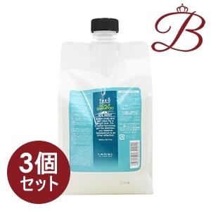 【×3個】ルベル ジオ スキャルプシャンプー アイスミント 1000mL 詰替え用