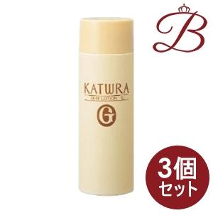 【×3個】カツウラ スキンローション G (しっとり) 300mL