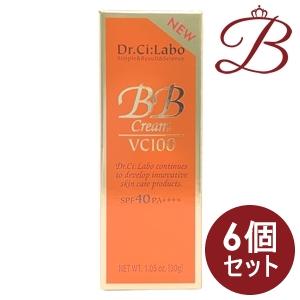 【×6個】ドクターシーラボ BBクリーム VC100 30g (SPF40 PA++++)