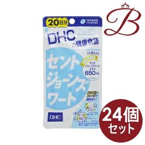 【×24個】DHC セントジョーンズワート 80粒 (20日分)