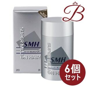 【×6個】スーパーミリオンヘアー (No.23 - ミディアムブラウン) 30g