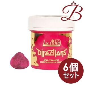 【×6個】ディレクションカラー 26 カーネーションピンク 88mL:bellashop