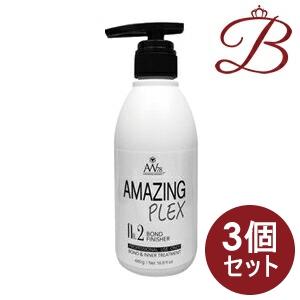 【×3個】AW78 アメイジング プレックス No.2フィニッシャー 480g