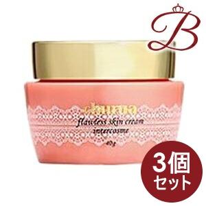 【×3個】インターコスメ チュルア フローレススキンクリーム 40g:bellashop