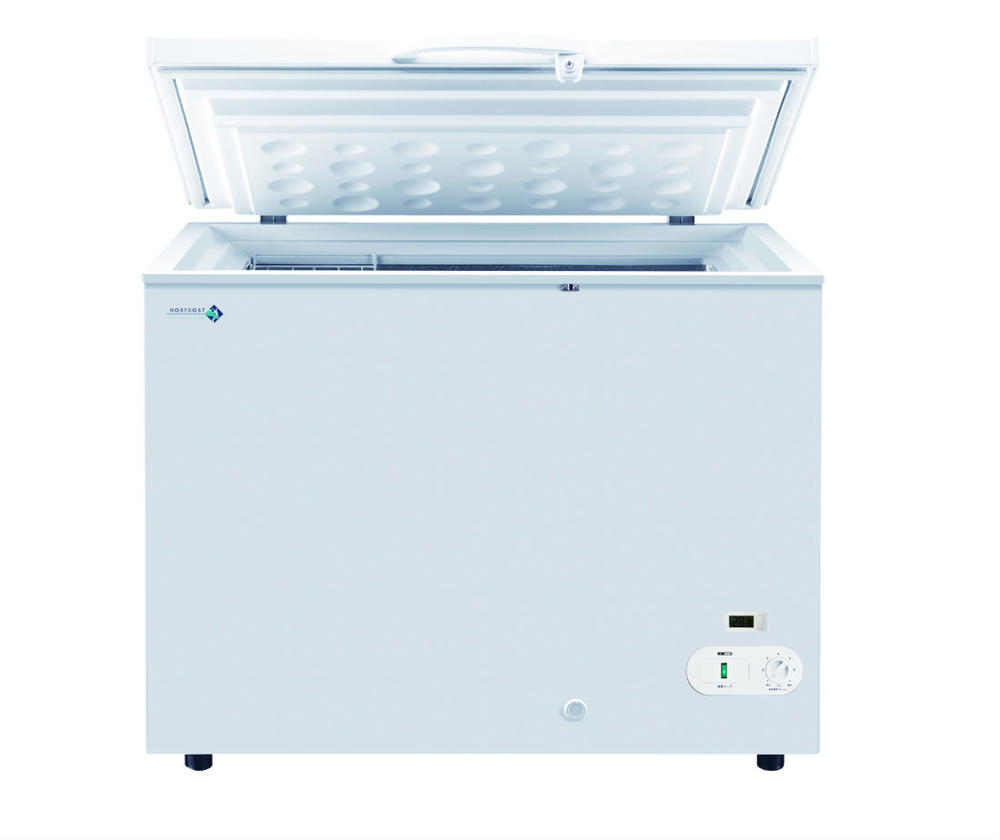 冷凍庫 大型 ノーフロストチェストフリーザー 280L JH280CRW NORFROST ノンフロスト冷凍庫 大型 英国日本ゼネラルアプライアンス