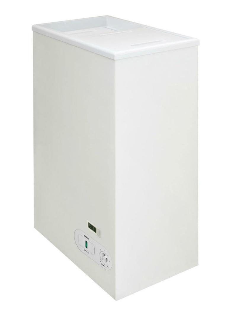 冷凍庫 小型 ノーフロストノンフロン スライドドアフリーザー 41L JH41SRW小型冷凍庫 フリーザー NORFROST日本ゼネラルアプライアンス
