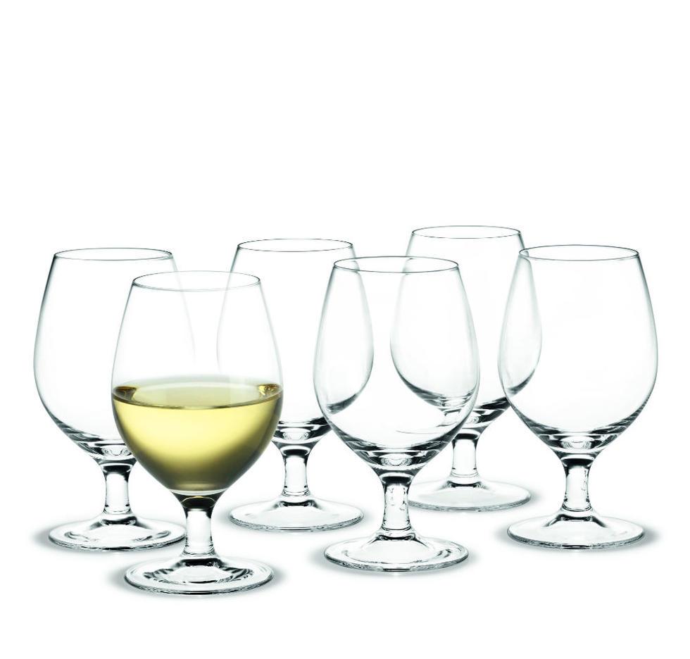 ワイングラス セットHOLMEGAARD(ホルムガード)ROYAL WHITE WINE GLASS 6pcs 210mlロイヤル 白ワイングラス <6客セット> 4304601北欧 キッチン ガラス セット ワイン