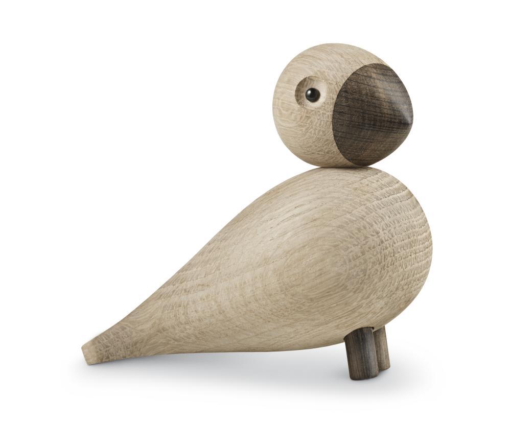 バード 鳥 木製 カイ・ボイスン デンマークソングバード アルフレッド 39408 木製玩具北欧 ギフト 木製置物 置物 インテリア ラッピング