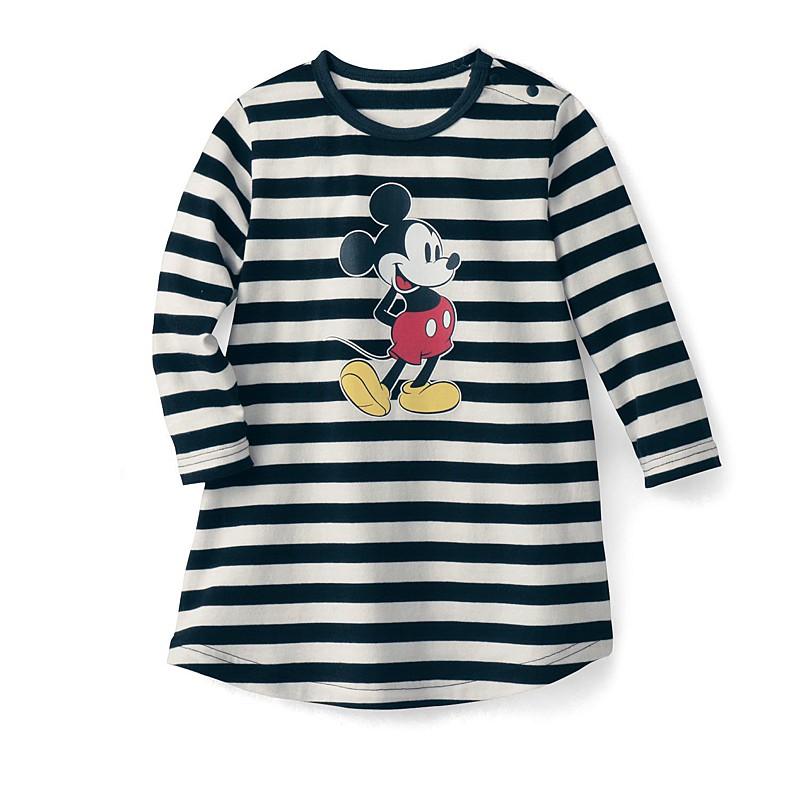 04e6ca9d0033e 楽天市場  Disney ディズニー ボーダーTシャツ 「ミッキー(ブラック ...
