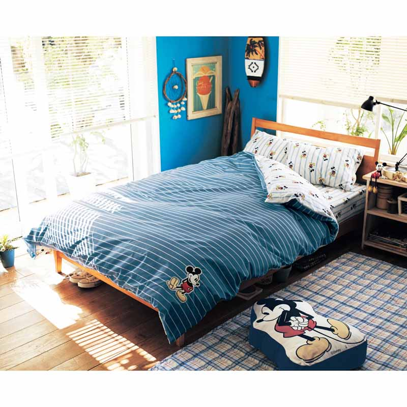 セット bed 掛け布団 ファブリック カバー 布団 【Disney】 ベッド 寝具 掛け敷き 3点 洋式シングル ディズニー 布団カバー3点セット 和式シングル アリエル