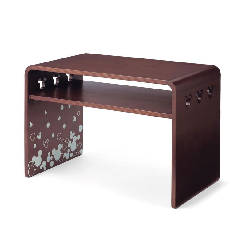 【Disney】ディズニー サイドテーブル 「ダークブラウン」 家具 収納 サイド テーブル コンソール