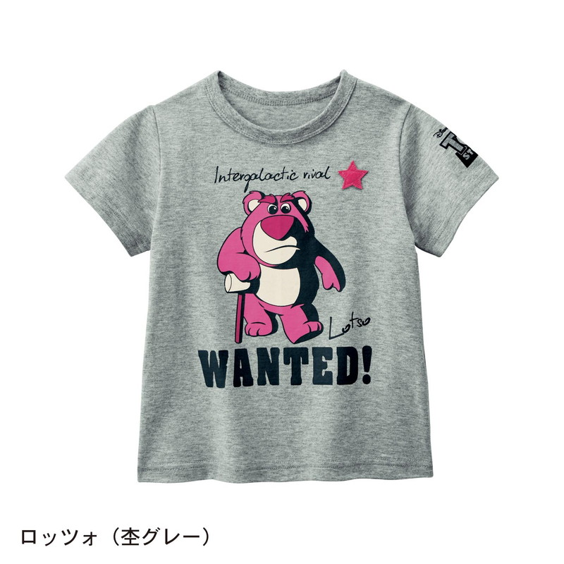 e33d48d192797 楽天市場  Disney ディズニー トイ・ストーリー名札ココ半袖Tシャツ ...