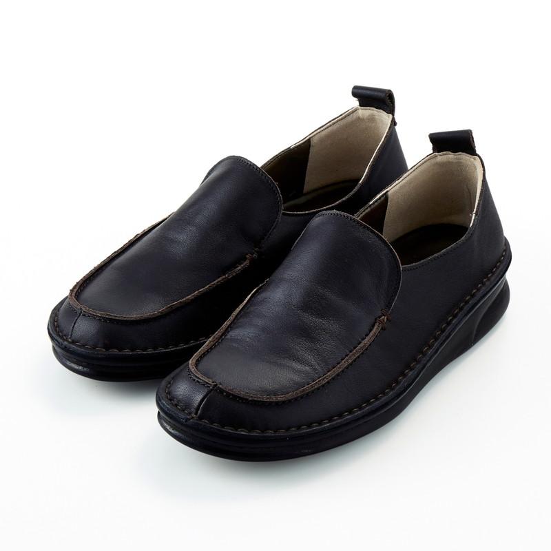ベルメゾン 大人ファッション ベネビス 日本製 本革 フットベッド ハイカット モカ 公式サイト スリッポン ダークブラウン 21.5 22 捧呈 24 23.5 レディース 24.5 シューズ 23 22.5 靴 サボ 25 女性