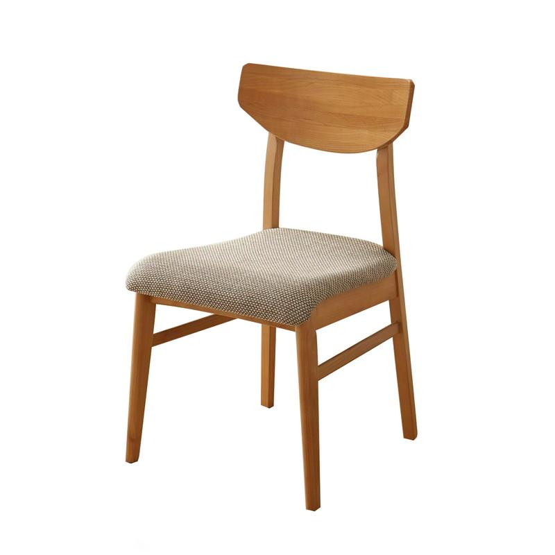 片手で持てる。アルダー材のダイニングチェア 家具 収納 椅子 チェア いす ダイニング 人 掛け 天然木 シンプル おしゃれ BELLE MAISON DAYS ◇