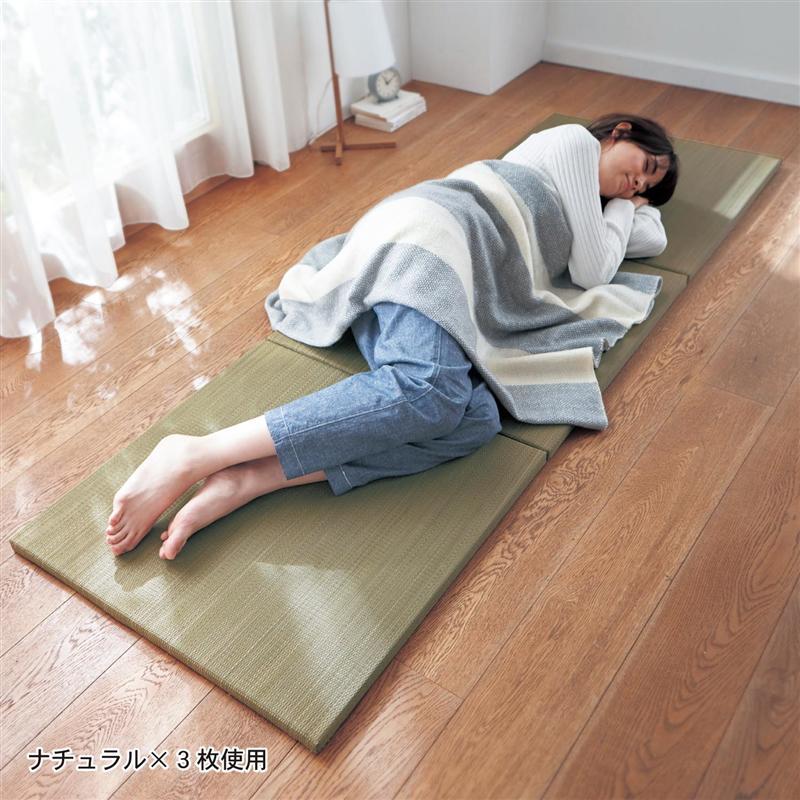 65cm角コンパクトサイズの置き畳セット