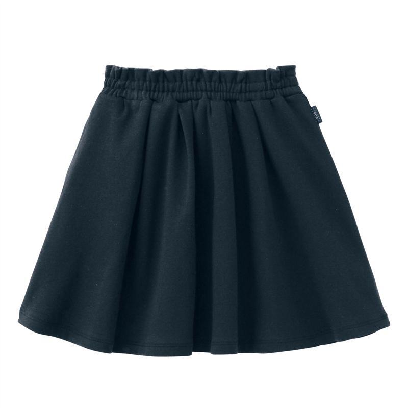 公式 ベルメゾンママ 市場店 GITA ジータ ベルメゾン カットソーフレア スカート ブラック 140 ボトムス 150 学校 キッズ ガールズ 女の子 かわいい 通学 爆買いセール 子供服 限定特価