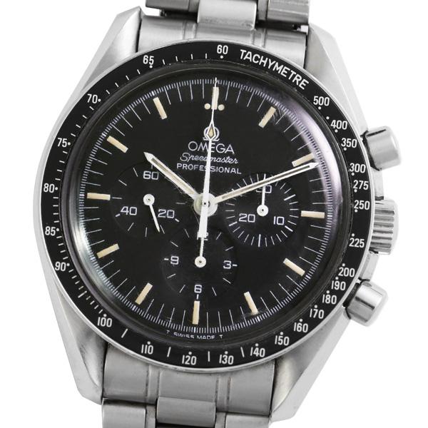 【仕上げ済み】OMEGA オメガ スピードマスター プロフェッショナル 3592.50【手巻き】【メンズ】【腕時計】【中古】