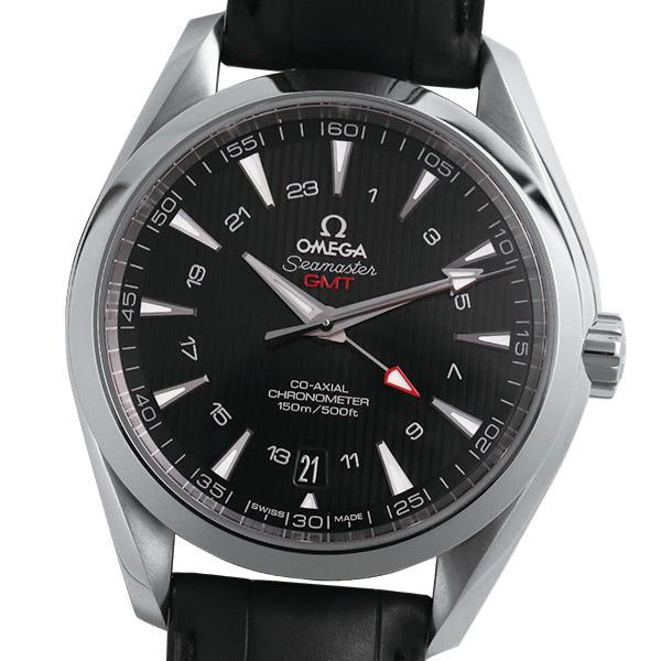 【未使用】OMEGA オメガ シーマスターアクアテラGMT 231.13.43.22.01.001【メンズ 】【自動巻】【腕時計】