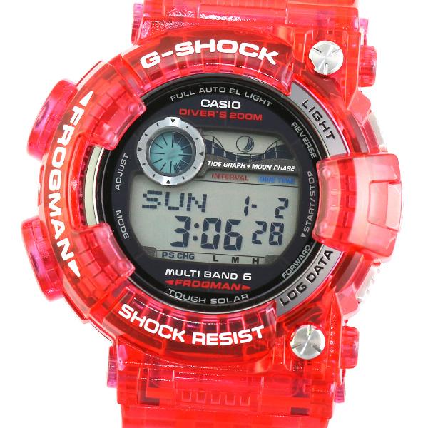 【希少】【未使用】【村上隆限定モデル 300本】CASIO カシオ G-SHOCK フロッグマン GWF-1000TM【メンズ】【ソーラー】【腕時計】