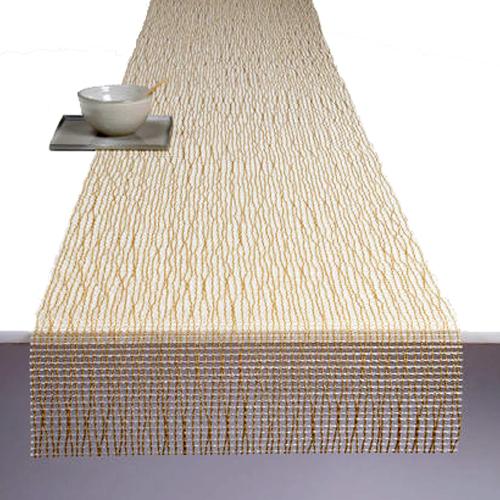 チルウィッチ ラティス テーブルランナー gold