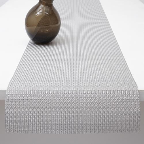 チルウィッチ トレリス テーブルランナー silver(シルバー