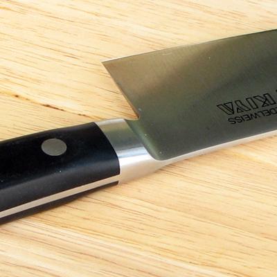 木屋新雪绒花西方刀 160 号系列彼得 (削皮刀)