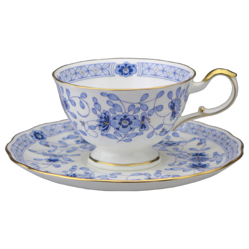 Narumi bone China Milan Tea Cup \u0026 saucer  sc 1 st  Rakuten & Belleseve | Rakuten Global Market: Narumi bone China Milan Tea Cup ...