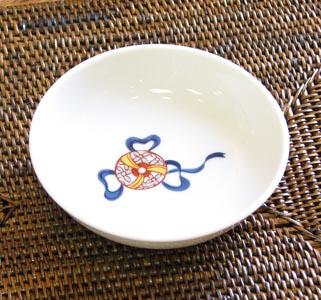 NARUMI ナルミチャイナ 唐子 중화 식기 시리즈 작은 접시