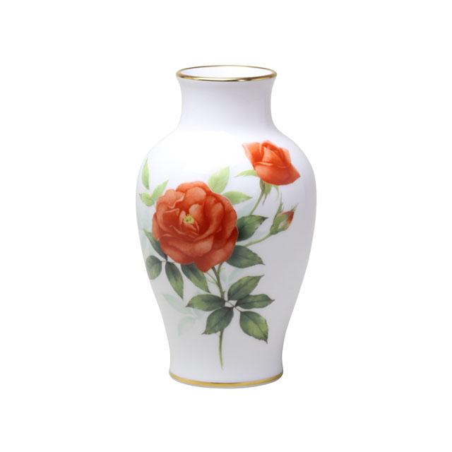大倉陶園 「プリンセスミチコ」 19cm花器