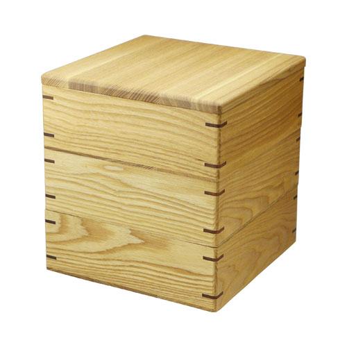 Pres Sence 木製お重 三段 Mサイズ
