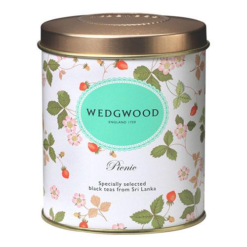Wedgwood Tea Wild Strawberry Series Picnic