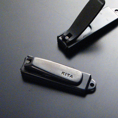KIYA Kiya nail Clipper large (black)