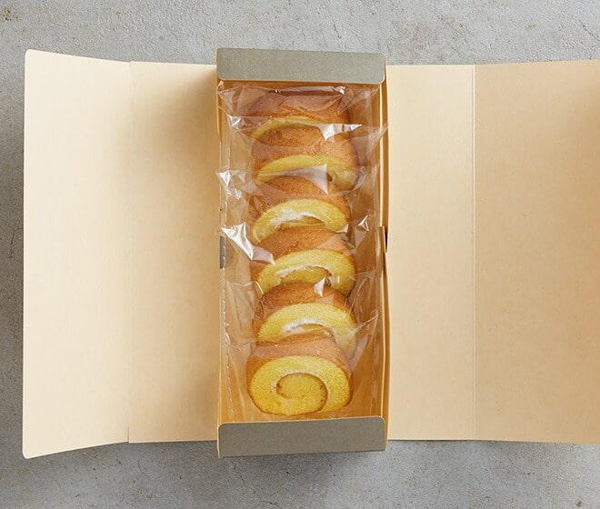 信州たまごを使ったたまごロールケーキ / 内祝い お菓子 お返し ギフト 500円 ワンコイン 菓子折り お菓子 洋菓子 詰め合わせ お礼 お祝い 挨拶 引越し 引っ越し