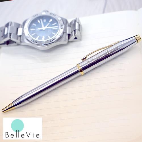 名入れボールペン クロス センチュリーII(CROSS CenturyII) ラッピング 名前入り無料 送料無料 正規品 保証書付き 誕生日 昇進祝い 退職祝い ビジネスアイテム に 敬老の日 10P03Dec16