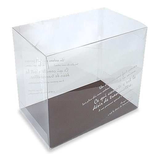 オブリガーダをご購入されたお客さまにおすすめ クリアBOXに感謝の気持ちをこめて オブリガーダ専用クリアBOX 10P03Dec16 新入荷 完全送料無料 流行 母の日