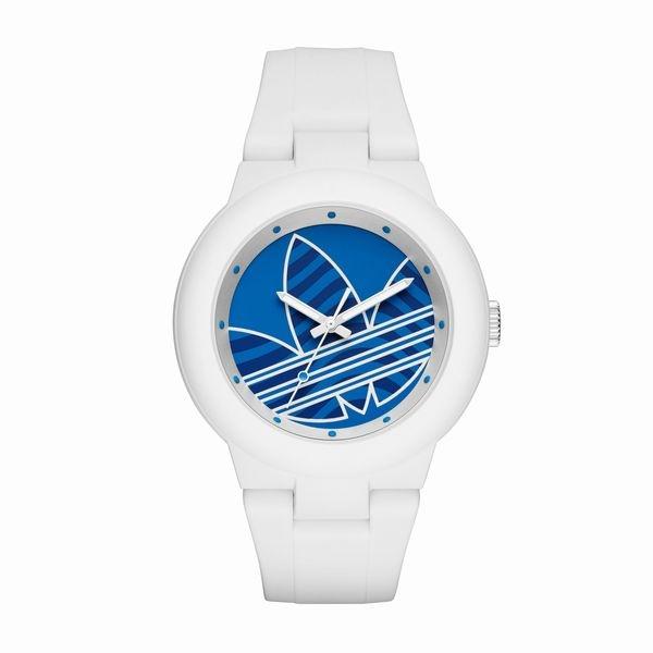 adidas white watch