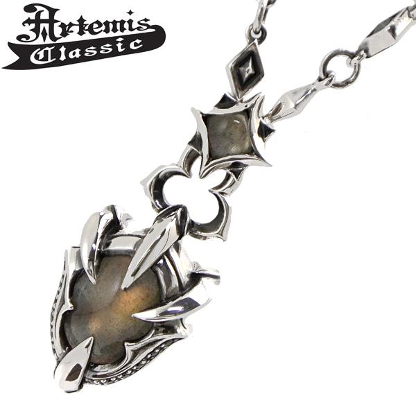 【ポリッシュクロスプレゼント】アルテミスクラシック Artemis Classic ドラゴンクロー ペンダント/ネックレス シルバー925製/チェーン付き ACP0267