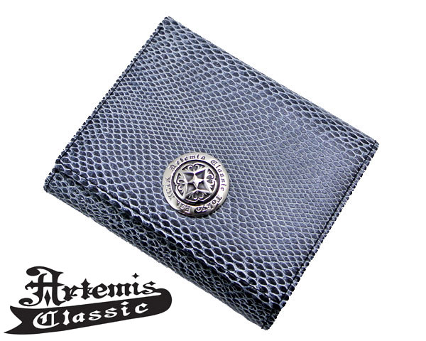 アルテミスクラシック Artemis Classic ショートウォレットリザードスタイル 財布 ACSW0002