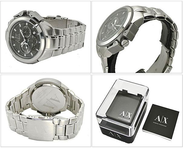 ARMANI EXCHANGE chronograph mens watch AX1039