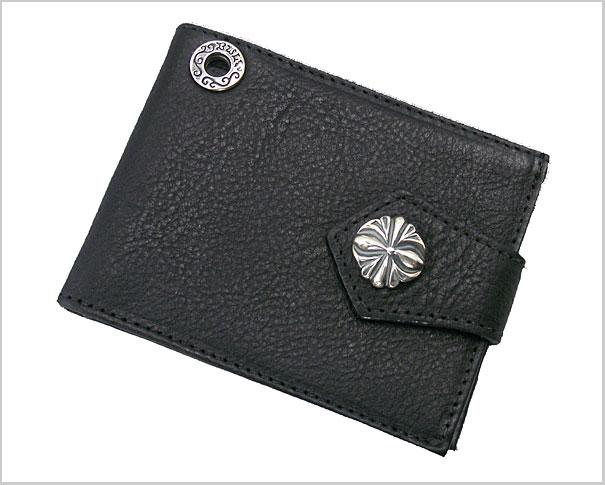 Bill Wall Leather (빌 인조 가죽) 빌 폴드 지갑 (접는 지갑) 소가죽 10% OFF W924