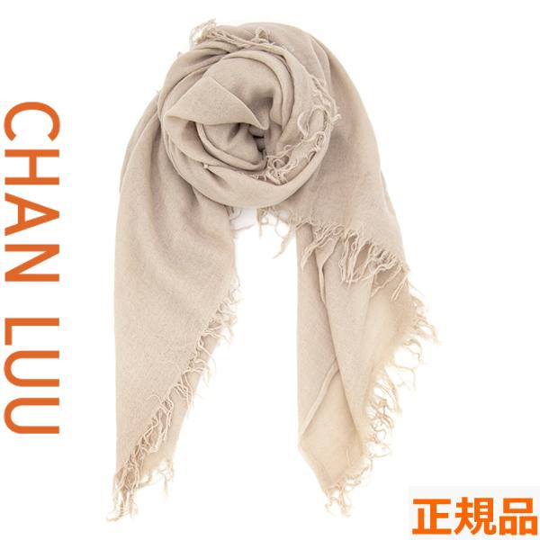チャンルー CHAN LUU カシミヤシルク 大判ストール/スカーフ チャンルー CHANLUU BRH-SC-140 DOESKIN