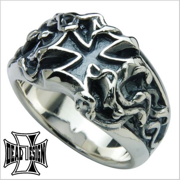ディールデザイン DEAL DESIGN ジャングルクロスリング ディールデザイン 指輪 392275・送料無料