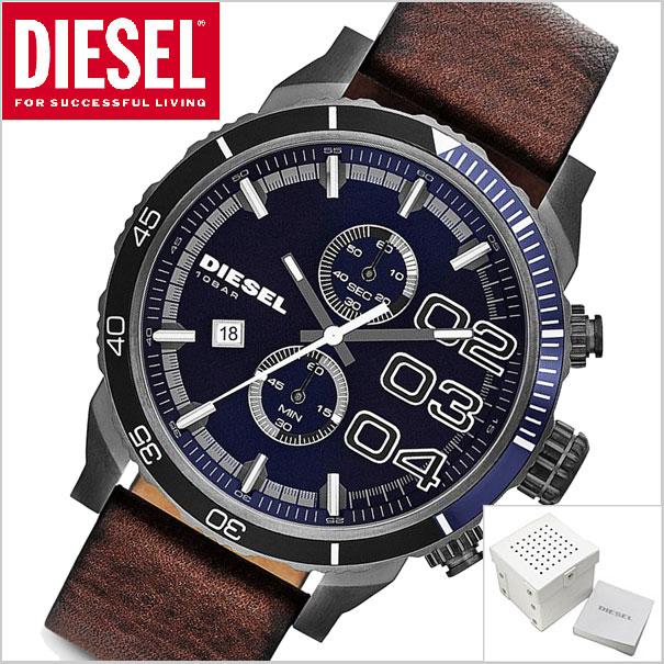 디젤 DIESEL 크로 노 그래프 시계 프랜차이즈 FRANCHISE 남성 디젤 DZ4312
