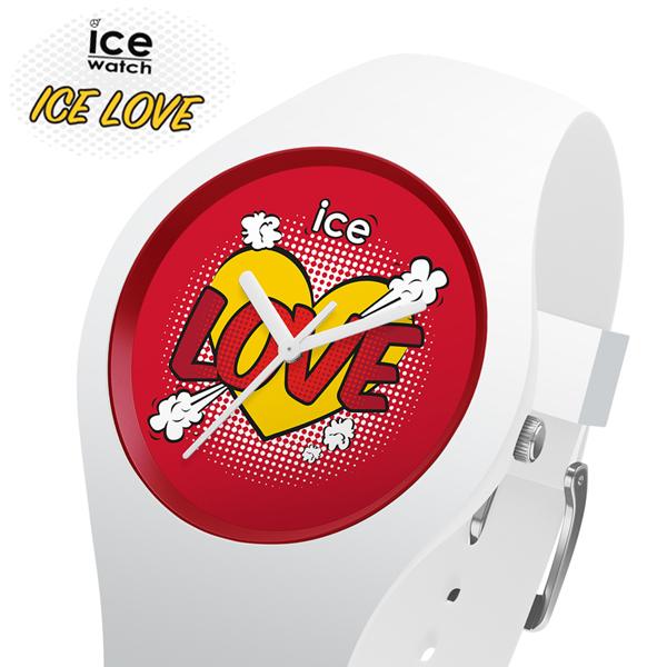 【国内正規品】【クリーナープレゼント】【アイスウォッチ】ICE WATCH 腕時計 ICE love 2018 アイスラブ 34mm スモールサイズ レディース アイスウォッチ ICE WATCH 015267