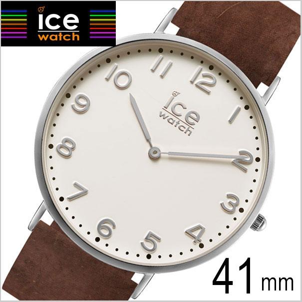 ICE WATCH 손목시계 ICE city 아이스 시티 글래스고・41 mm빅・맨즈 CHL.A.GLA. 41. N