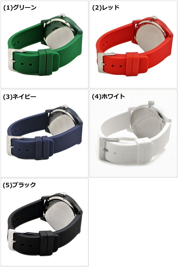 122bb452a05b1 Lacoste LACOSTE watch men gap Dis unisex 42mm L. 12.12 2010984 2010985  2010986 2010987 2010988
