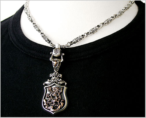 Lord Camelot road ( Camelot ) silver pendant LC-200 Lord Camelot road ( Camelot )