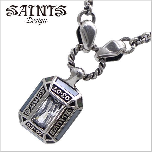 【SAINTS Design セインツ デザイン】チャリティーシェルペンダント/ネックレス シルバー925製 SSP9-148【送料無料】