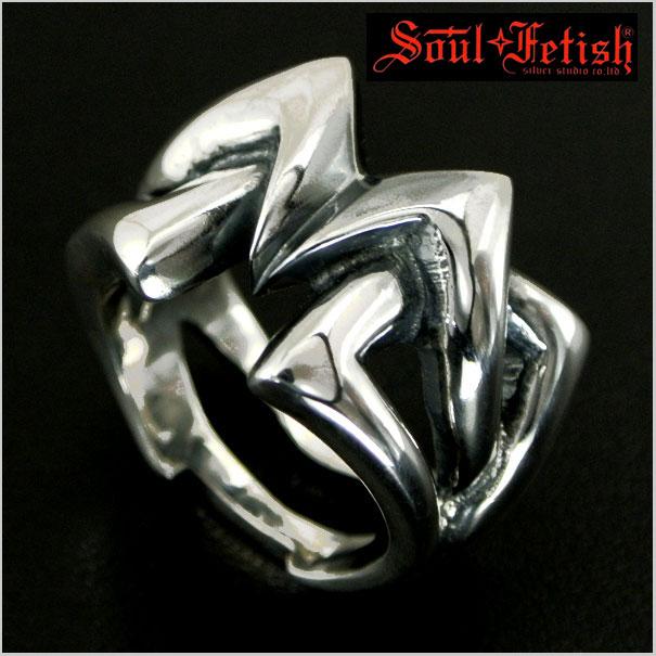 Soul Fetish(ソウルフェティッシュ) シルバーリング/指輪 R1020